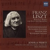 Liszt: Romantic Works for Piano and Orchestra Songs
