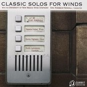 Classic Solos For Winds Songs