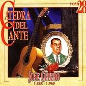 Catedra Del Cante, Vol. 28: Jose Cepero Songs