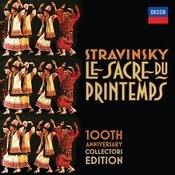 Stravinsky: Le Sacre Du Printemps 100th Anniversary Collectors Edition Songs