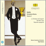 Ravel: Orchestral Works Vol.2 Songs