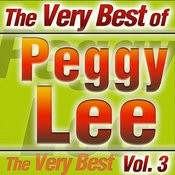 The Very Best Of Peggy Lee Vol.3 Songs