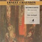 Trio Pour Piano Et Cordes En Sol Mineur Op. 3: Pas Trop Lent Song