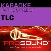 Karaoke - In The Style Of Tlc (Professional Performance Tracks) Songs