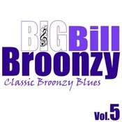 Classic Broonzy Blues Vol. 5 Songs