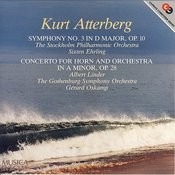 Symphony No. 3 And Horn Concerto Songs