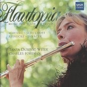 Flautopia: Music For Flute And Piano Songs