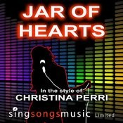 Jar Of Hearts (In The Style Of Christina Perri) Songs