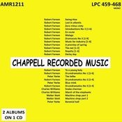 Chappell's Library: Lpc459-468 Songs