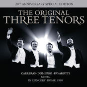 The Three Tenors - In Concert - 20th Anniversary Edition Songs