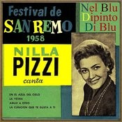 Vintage Music No. 158 - Lp: Nilla Pizzi, San Remo Songs