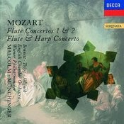 Mozart: Flute Concertos Nos.1 & 2; Concerto for Flute & Harp Songs