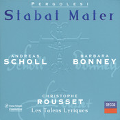 Pergolesi: Stabat Mater; Salve Regina in F minor; Salve Regina in A minor Songs