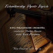 Tchaikovsky: Concerto For Violin And Orchestra In D Dur, Op.35 Songs