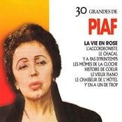 30 Grandes De Edith Piaf Songs