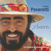 Luciano Pavarotti - Amore Songs