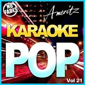 Karaoke - Pop Vol. 21 Songs