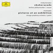 Rimsky-Korsakov: Shéhérazade op.35  · Mussorgsky: Pictures at an Exhibition Songs