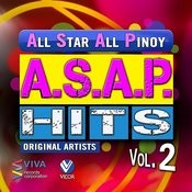 A.S.A.P. All Star All Pinoy Hits Vol. 2 Songs