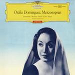 Oralia Dominguez, Mezzo-Soprano - Recital Songs