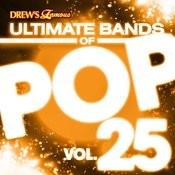 Ultimate Bands Of Pop, Vol. 25 Songs