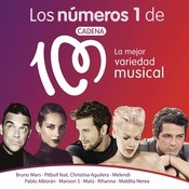Los N1 De Cadena 100 (2013) Songs