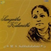 Sangeetha Kalanidhi M S Subbulakshmi Vol 1 Songs