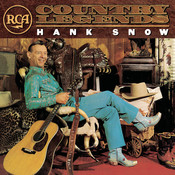 Rca Country Legends: Hank Snow Songs