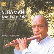 N Ramani Ragam Tanam Pallavi Flute Songs