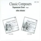 Classic Composers Papanasam Sivan Songs