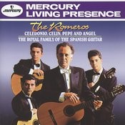 The Romeros - Celedonio, Celin, Pepe and Angel -The Royal Family of the Spanish Guitar Songs