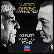 Rachmaninov: Complete Works For Piano Songs