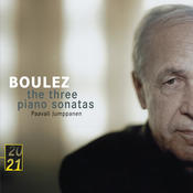 Boulez: Piano Sonata No.3 / Formant 3 - Miroir - Points 2 Song