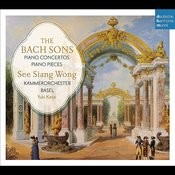 The Bach Sons: Piano Concertos & Solo Pieces Songs