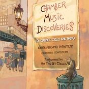 Chamber Music Discoveries (for clarinet, cello and piano) Songs
