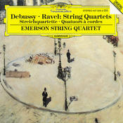 Claude Debussy / Maurice Ravel: String Quartets Songs
