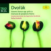 Dvorak Slavonic Dances Opp 46 Songs