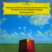 Zimmermann: Présence; Perspektiven; Intercomunicazione; Monologe Songs