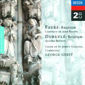 Fauré: Requiem/Duruflé: Requiem/Poulenc: Motets Songs