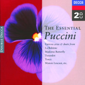 The Essential Puccini Songs