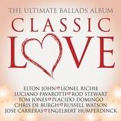 Classic Love / The Ultimate Ballads Album Songs