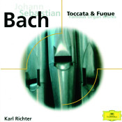 J S Bach Toccata And Fugue Songs