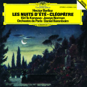 Berlioz Les Nuits Dete Cleopatre Songs