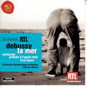 Debussy: La Mer, Nocturnes, Printemps... Songs