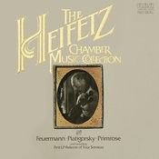 The Heifetz Chamber Music Collection Songs