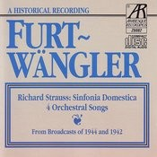 Sinfonia Domestica/Four Orchestral Songs Songs