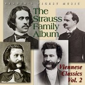 Reader's Digest Music: The Strauss Family Album: Viennese Classics Volume 2 Songs