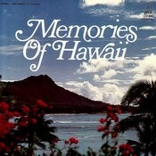 Memories Of Hawaii Vol. I Songs