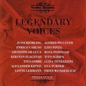 Prima Voce: Legendary Voices Songs