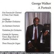 George Walker, A Portrait Songs